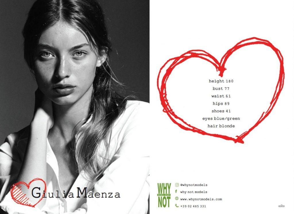 Giulia-Maenza-modella-italia
