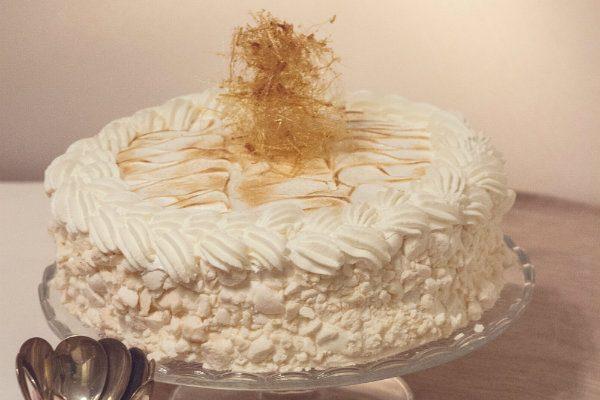 ricetta torta alla meringa