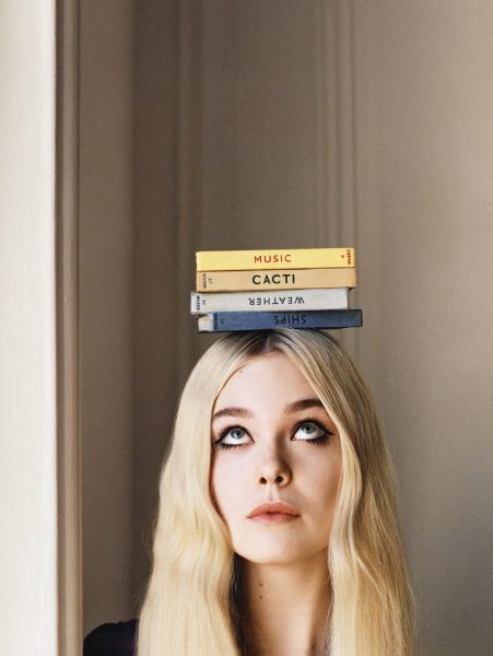 Elle Fanning by Angelo Pennetta for Vogue