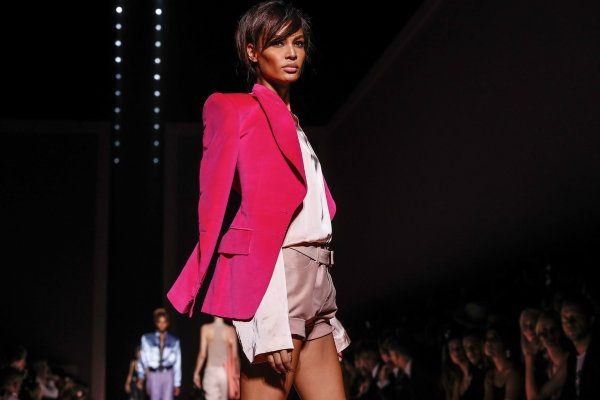BEST OF NYFW 2018 TOM FORD