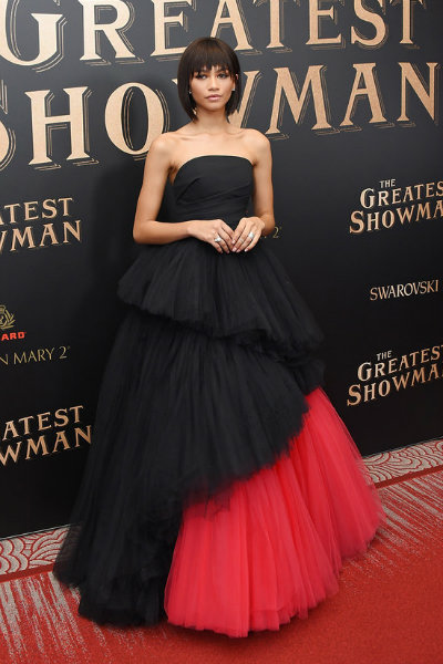 Zendaya-The-Greatest-Showman-World-Movie-Premiere-Fashion-Viktor-Rolf-Soir