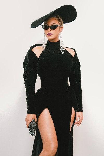 beyoncè grammys 2018 outfit