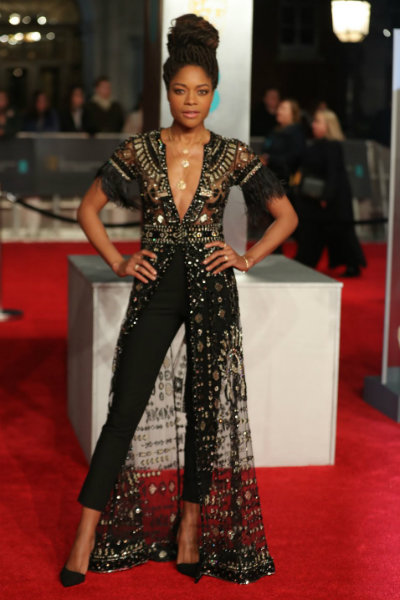 5_Naomi Harris BAFTA 2018 red carpet zuhair murad couture